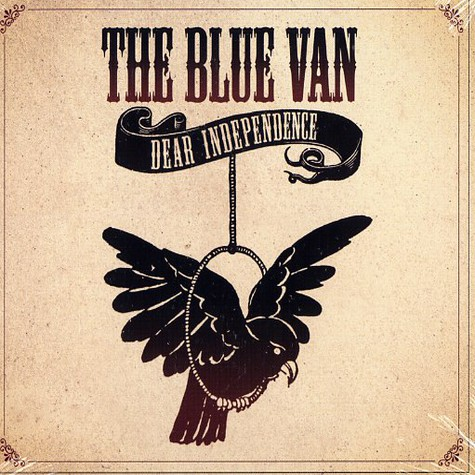Blue Van, The - Dear independence