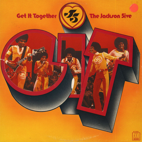 Jackson 5, The - Get It Together