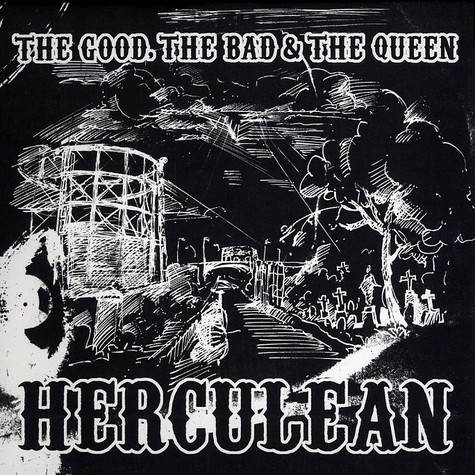 The Good, The Bad & The Queen (Damon Albarn, Paul Simonon of The Clash, Tony Allen and Simon Tong of The Verve) - Herculean