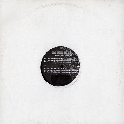 DJ Van Tell - Put you on the Van Tell groove feat. K-Smooth, Caramel & OGB