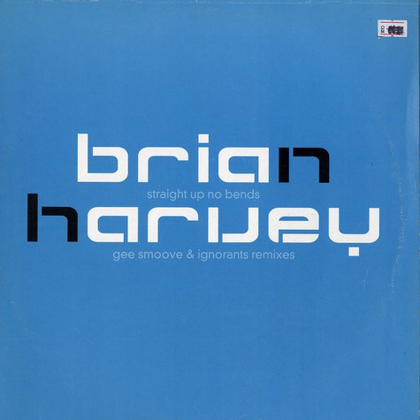 Brian Harvey - Straight up no bends
