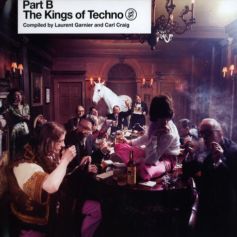 Laurent Garnier & Carl Craig - Kings of techno part B