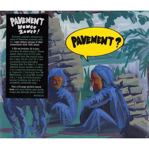 Pavement - Wowee zowee!