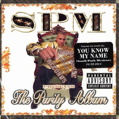 SPM (South Park Mexican) - The purity album