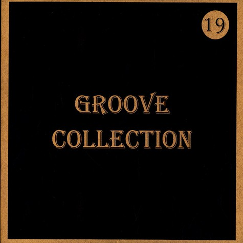 Groove Collection - Volume 19