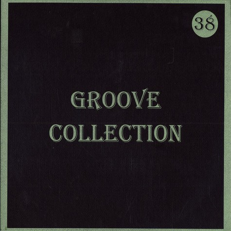 Groove Collection - Volume 38
