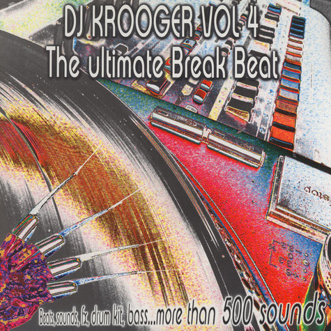 DJ Krooger - Volume 4 - the ultimate break beat