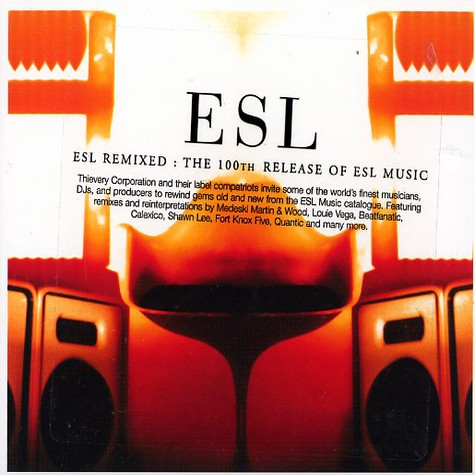 ESL Remixed - The 100th release of ESL Music