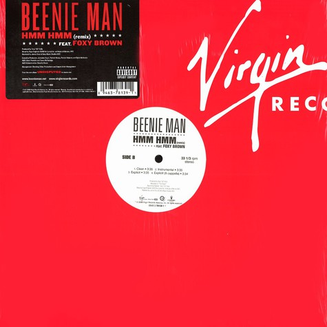 Beenie Man - Hmm hmm remix feat. Foxy Brown