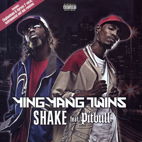 Ying Yang Twins - Shake feat. Pitbull & Elephant Man