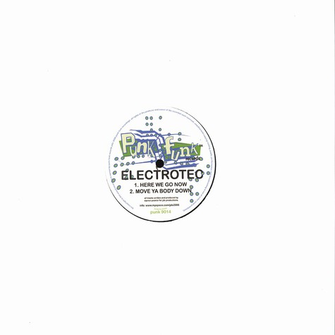 Electrotec - Here we go now
