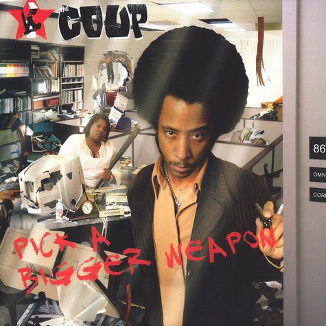 Coup, The - Pick a bigger weapon