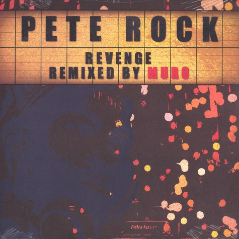 Pete Rock - Revenge Muro remix