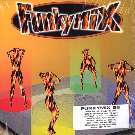 Funky Mix - Volume 58