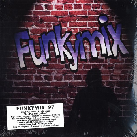Funky Mix - Volume 97