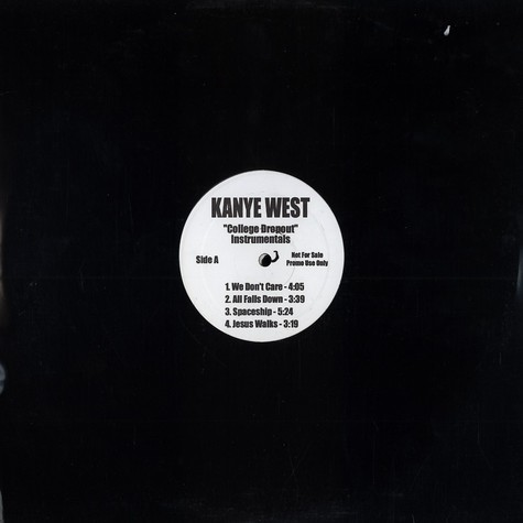 Kanye West - The college dropout instrumentals