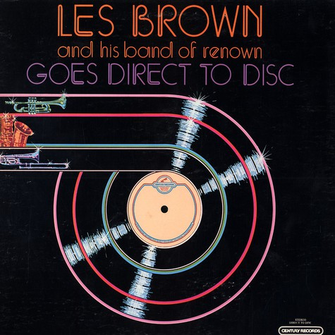 Les Brown - Goes direct to disc