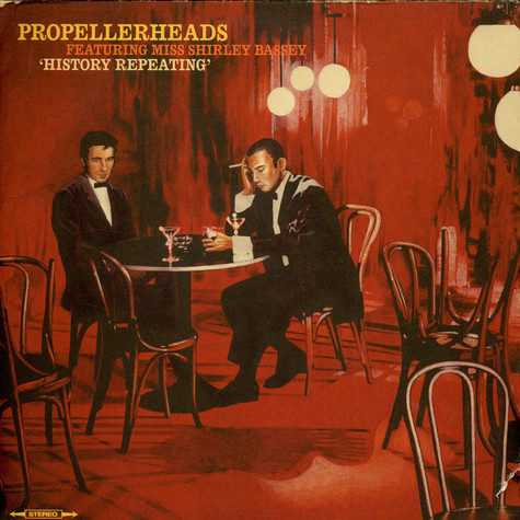 Propellerheads - History Repeating feat. Shirley Bassey