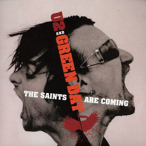 U2 & Green Day - The saints are coming