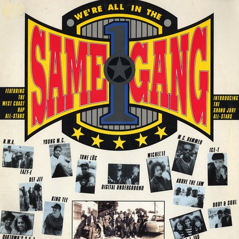 V.A. - We're All In The Same Gang