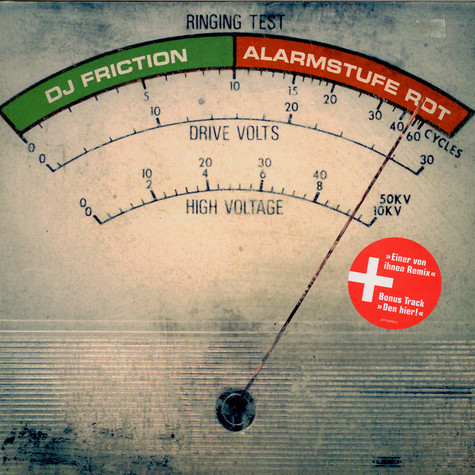 DJ Friction - Alarmstufe Rot