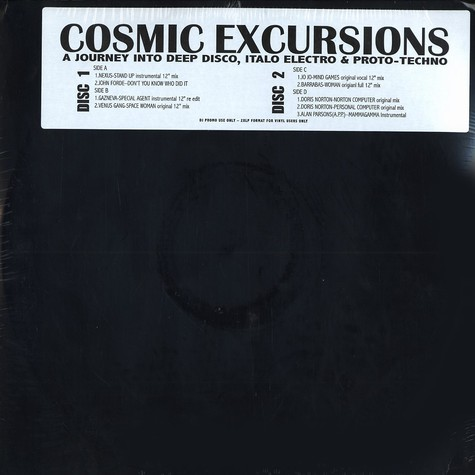 V.A. - Cosmic excursions