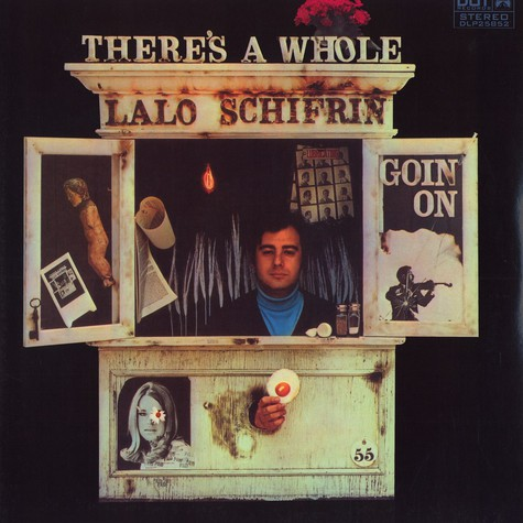 Lalo Schifrin - There's a whole Lalo Schifrin goin on