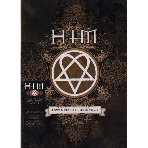 HIM - Love metal archives volume 1