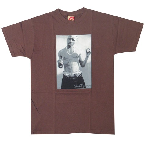 Exact Science - 2Pac tatoo T-Shirt