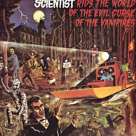 Scientist - Rids the wolrd of the evil curse of the vampires