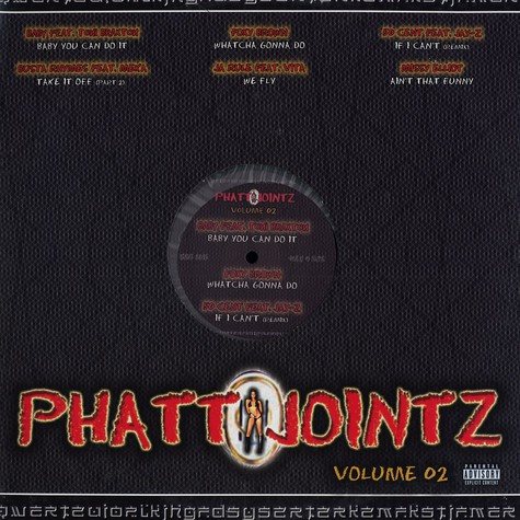 Phatt Jointz - Volume 2