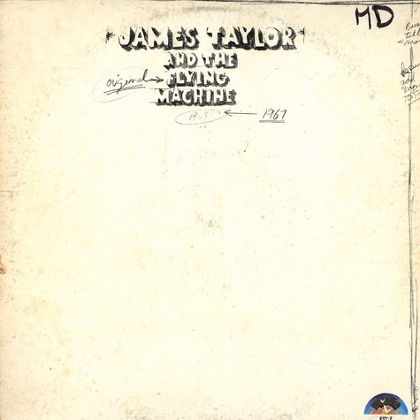 James Taylor - James Taylor and the flying machine