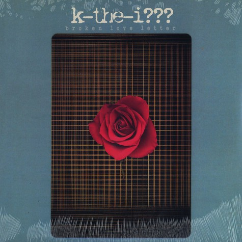K-The-I??? - Broken love letter