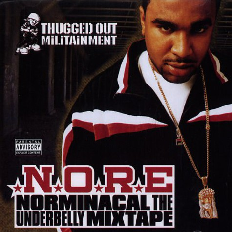 Nore - Norminacal - the underbelly mixtape