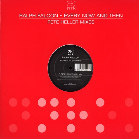 Ralph Falcon - Every now and then Pete Heller mixes