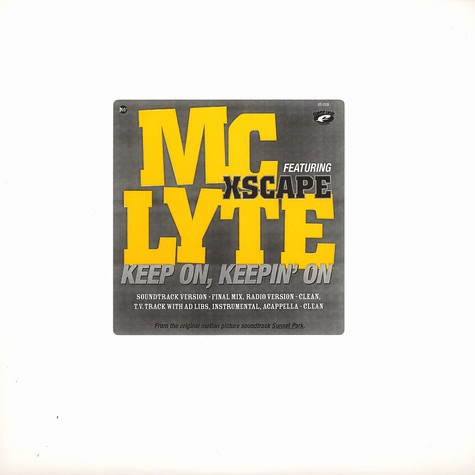 MC Lyte - Keep on, keepin on