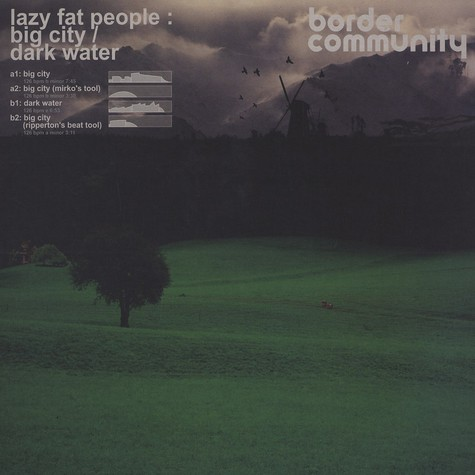 Lazy Fat People - Big city
