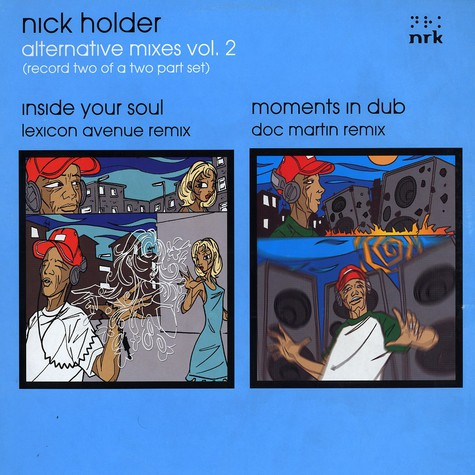 Nick Holder - Alternative mixes Volume 2