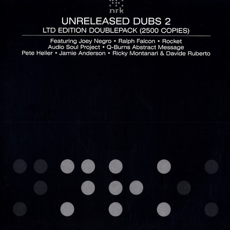 Unreleased Dubs - Volume 2