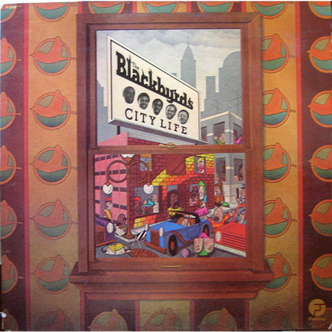 Blackbyrds, The - City life