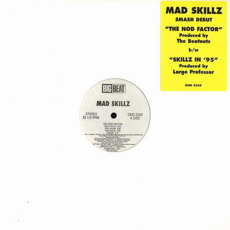 Mad Skillz - The nod factor