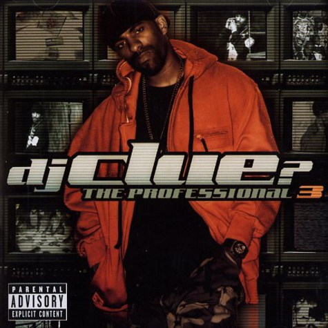 DJ Clue - The professional volume 3