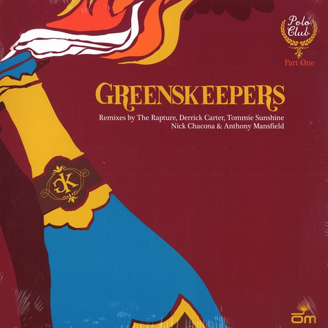 Greenskeepers - Polo club remixes