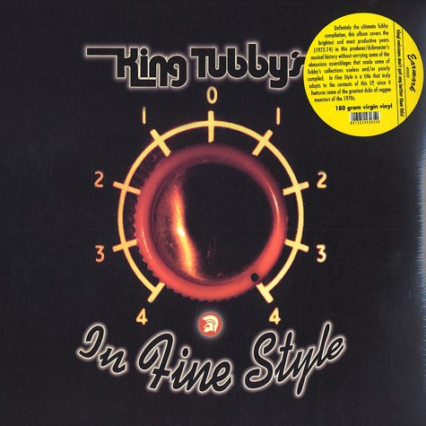 King Tubby - In fine style