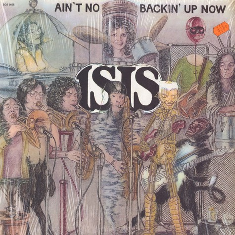 Isis - Ain't no backin up now