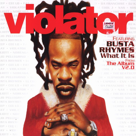 Busta Rhymes - What it is ?