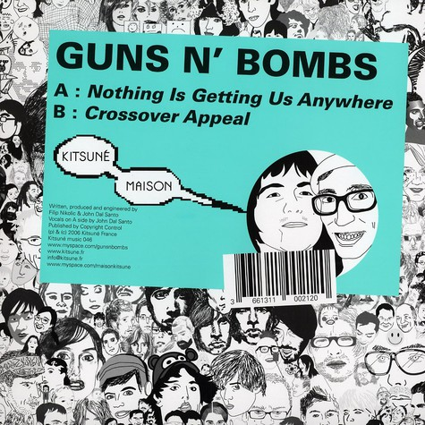 Guns N' Bombs - Nothing is getting us anywhere