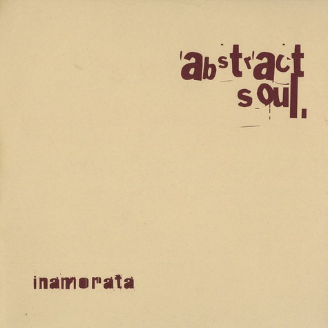 Abstract Soul - Inamorata EP