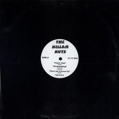 Snoop Dogg / Jay-Z - That's that remix feat. Nas & R.Kelly / 30 something