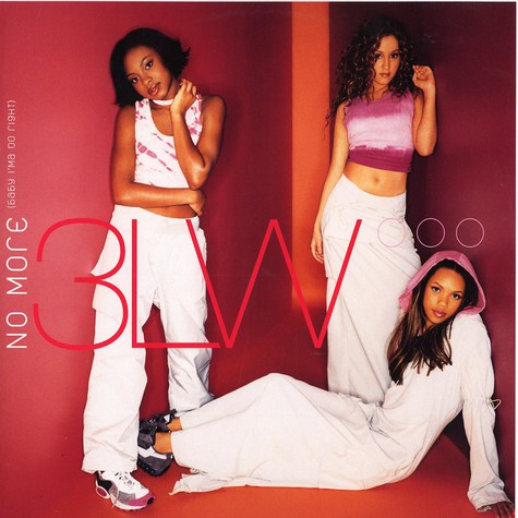 3LW - I can't take it remix feat. Nas